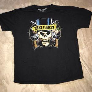 Men's Guns N' Roses size xl t shirt